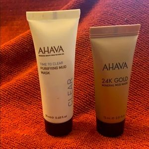 Mud Masks By AHAVA (NEW)